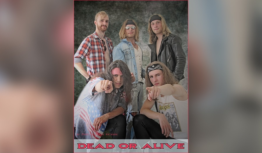 Dead or Alive - Bon Jovi Tribute