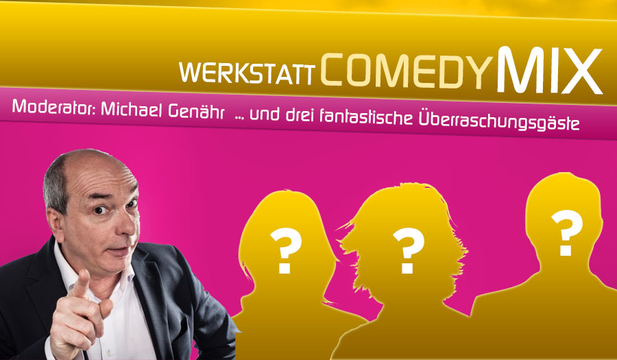 Comedy Mix - vom November vom  4.11.20